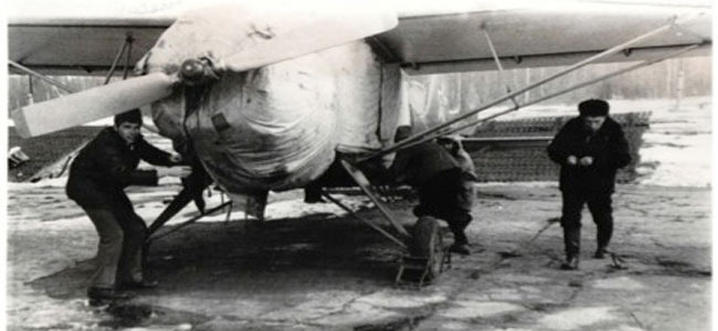 Спасти самолет АН-2
