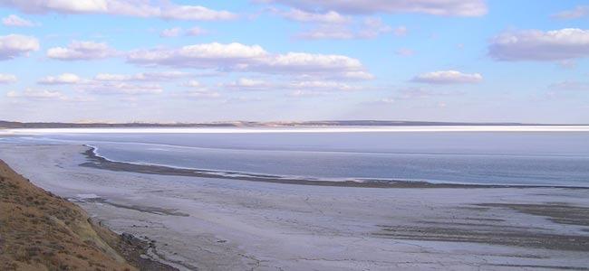 Озеро Индер Казахстан