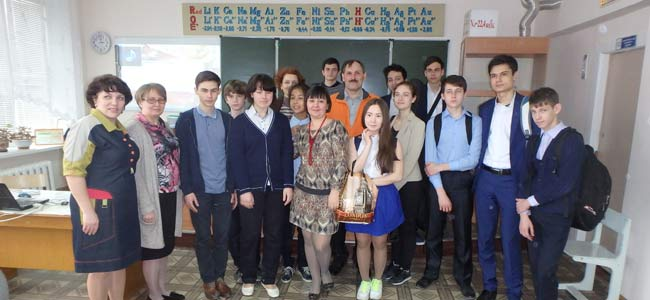 Спелео школа