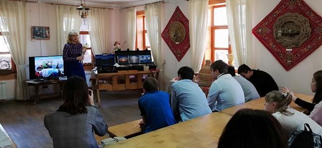 дом Тетюшинова лекция